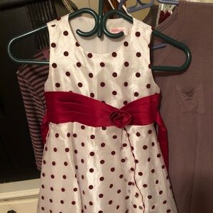 Other - Girls Christmas dress size 6